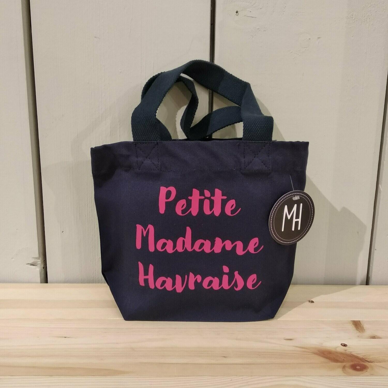 Petit sac bleu marine