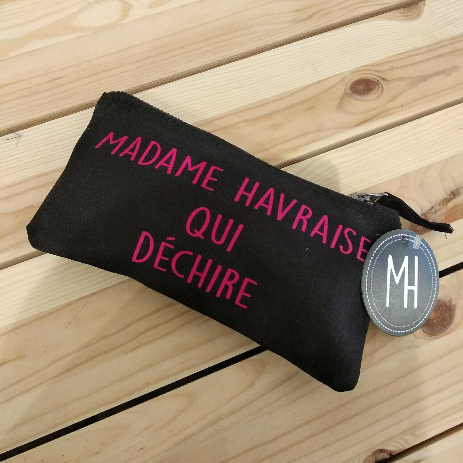 Trousse Plate taille S