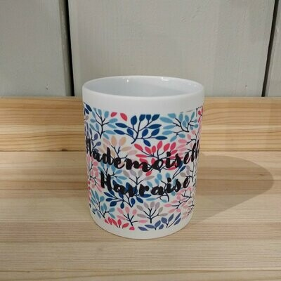 Mug finition brillante