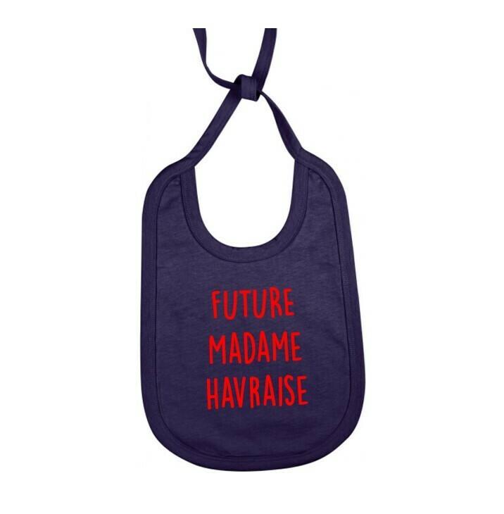 Bavoir Future Madame Havraise