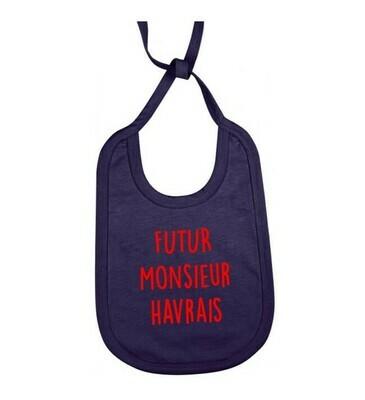 Bavoir Futur Monsieur Havrais