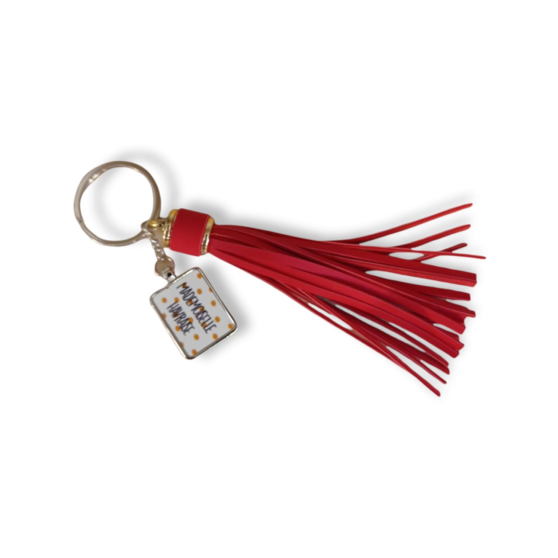 Porte-clés femme
