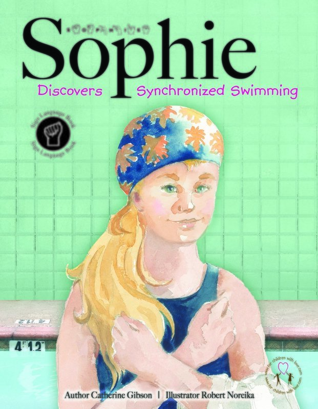 Sophie Discovers Synchronized Swimming