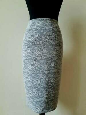 Suknja Lace