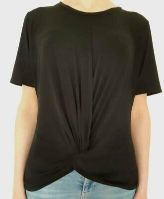 Majica Nodo black