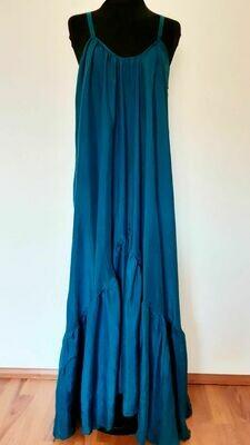 Svilena haljina Fluid