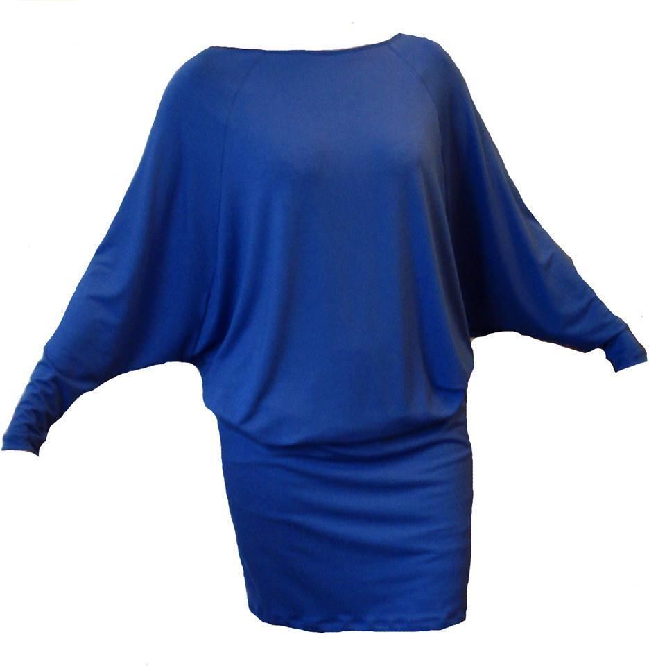 Haljina Sismis plava