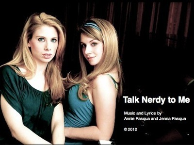 Talk Nerdy to Me (Piano/Vocal Sheet Music)