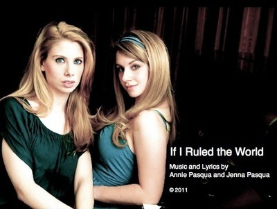 If I Ruled the World (Piano/Vocal Sheet Music)
