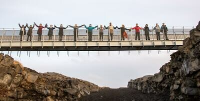 Private Reykjanes Peninsula day tour