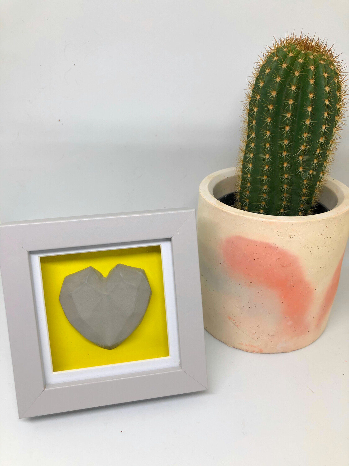 Box Framed Hearts