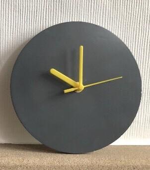 Mini Concrete Wall Clock