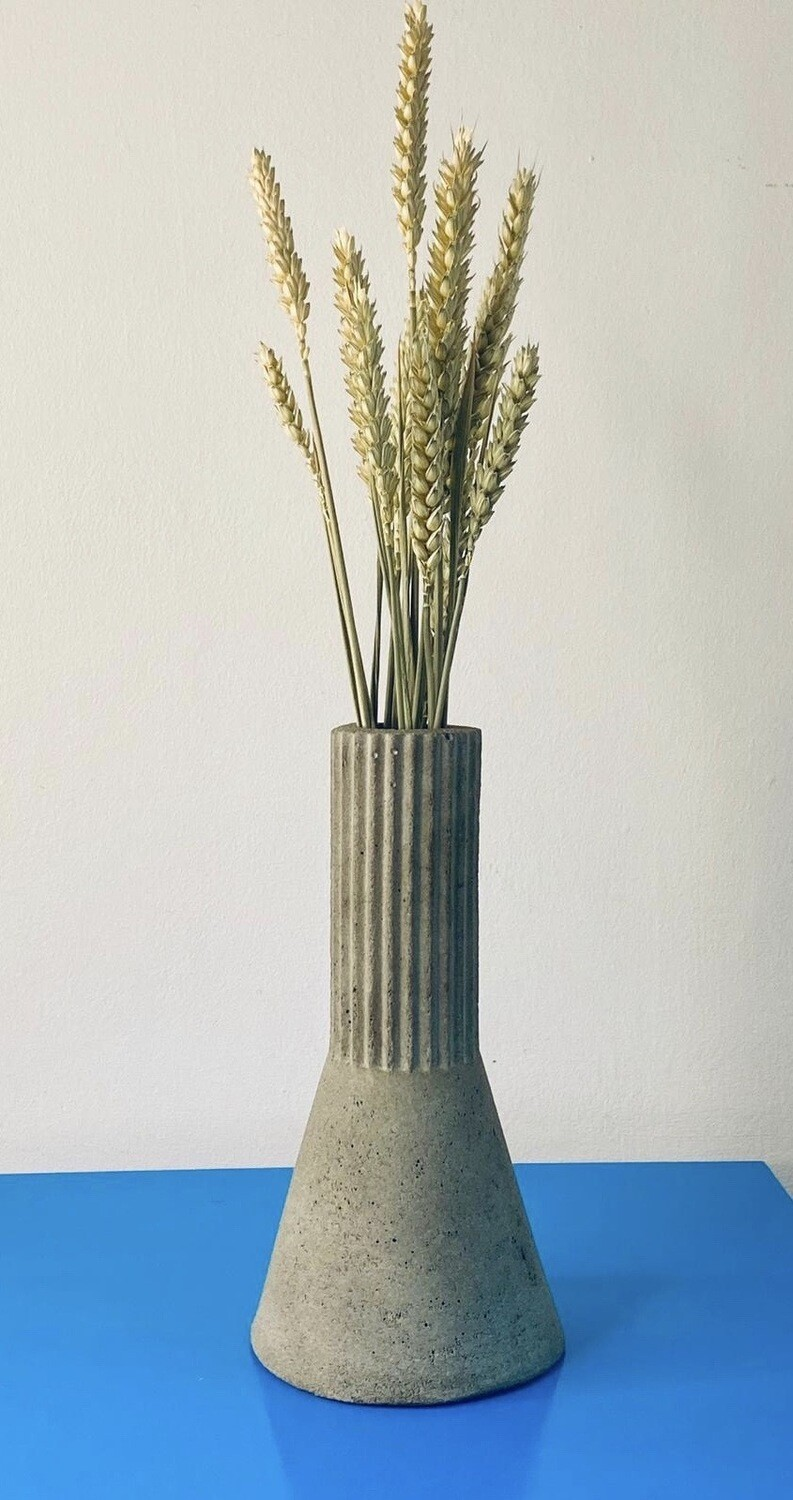 Concrete Chimney Vase