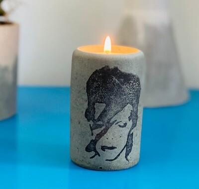 Bowie Tealight Holder (8cm)