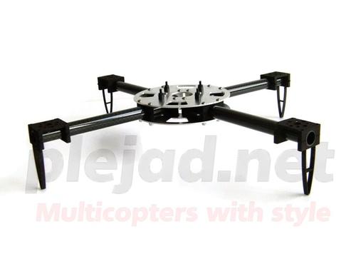 Mini Quadrocopter Rahmen G2-4 (36cm)
