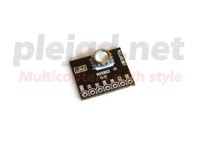 Luftdrucksensor Kit für Merope und Stardrive