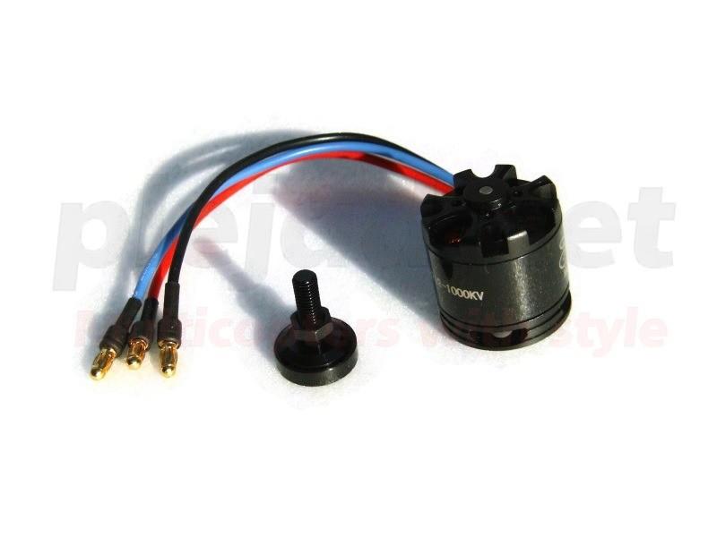 Motor HP 2212 (Schwarz)