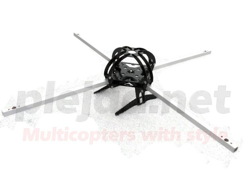 Maxi Quadrocopter Rahmen 60cm