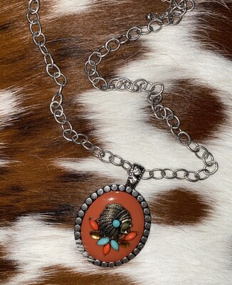 Indian Penant Necklace