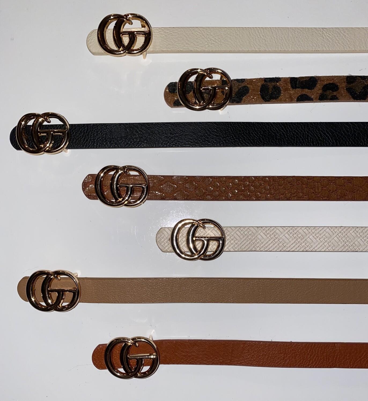 Thin CG Belt