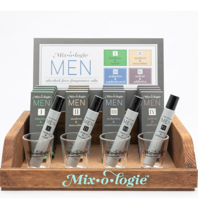 Men's Mixologie Roll-On Cologne