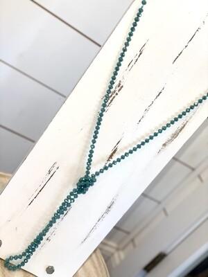 Seafoam Sparkle Beads