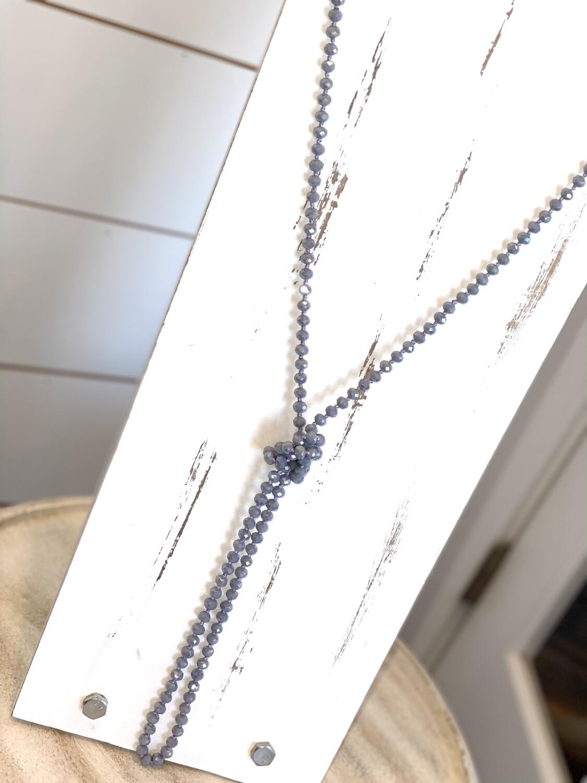 Lilac Sparkle Beads