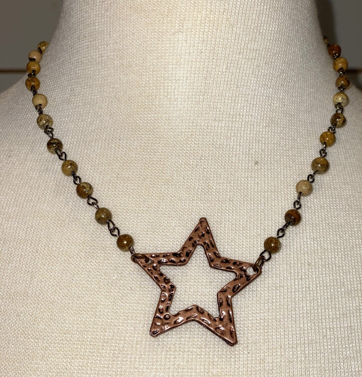 """12"""" Star Necklace"""