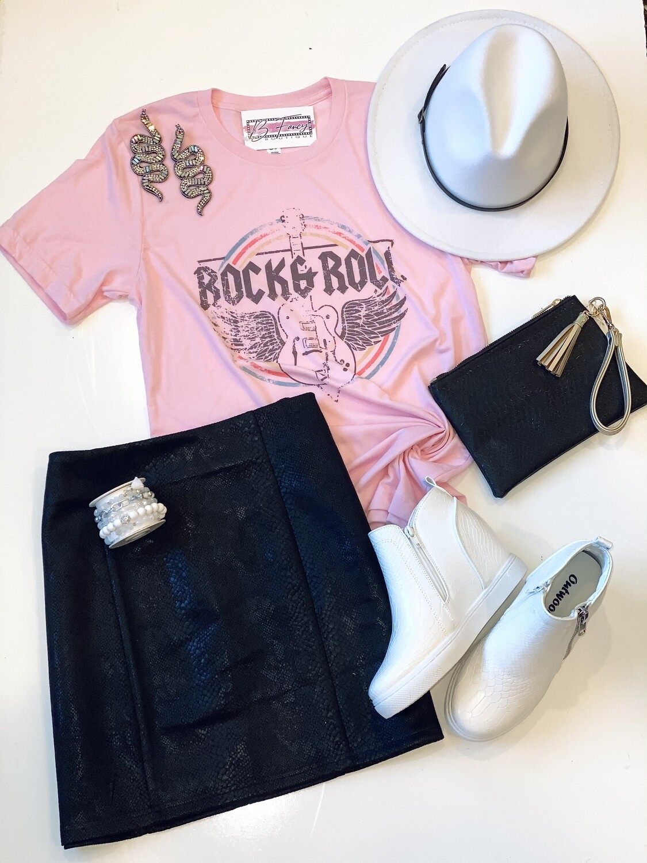 Rock & Roll Guitar Tee
