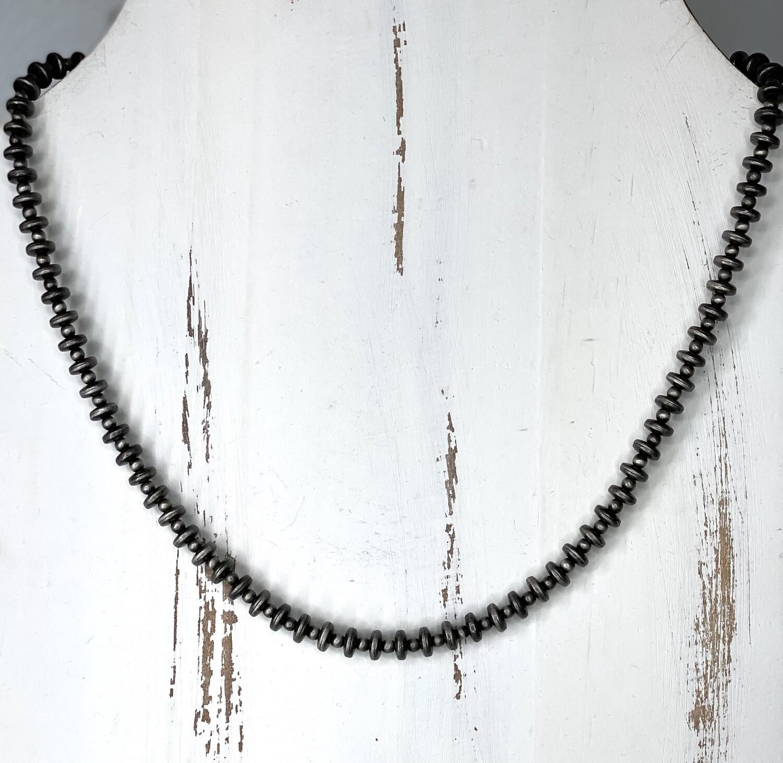 """20"""" Navajo Pearl Necklace"""
