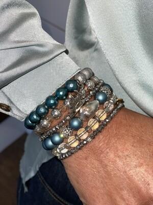 Erimish Montana Spool Bracelet Set