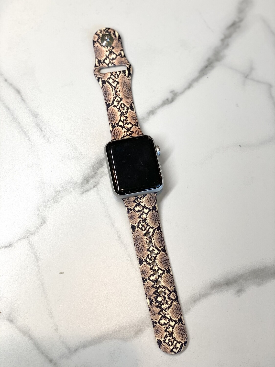 Snake Watch Band