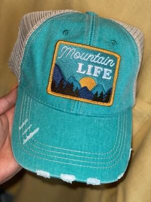 Mountain Life Hat