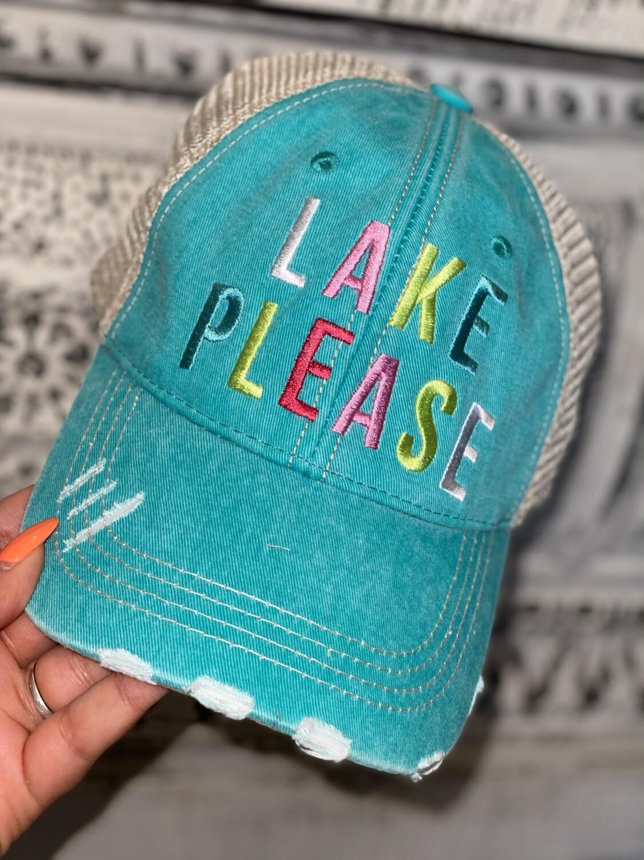 Lake Please Hat