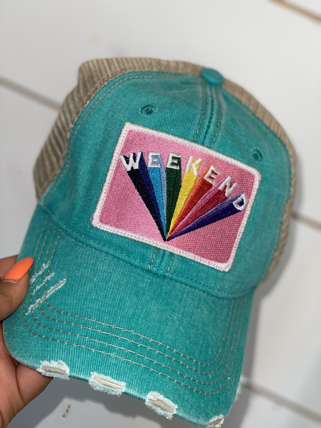 Weekend Hat