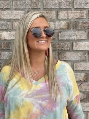 Gunmetal Polarized Sunglasses