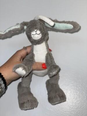 Gray Rabbit Bunny Stuffy