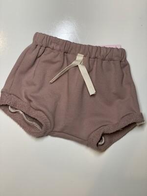 Gray Rabbit Lavender Shorts