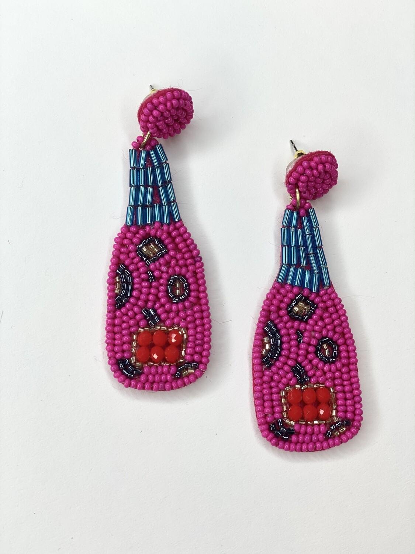 Pop The Bubbly Earrings