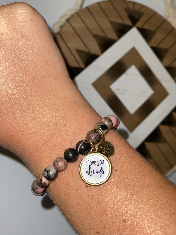 I Love You Always Bracelet