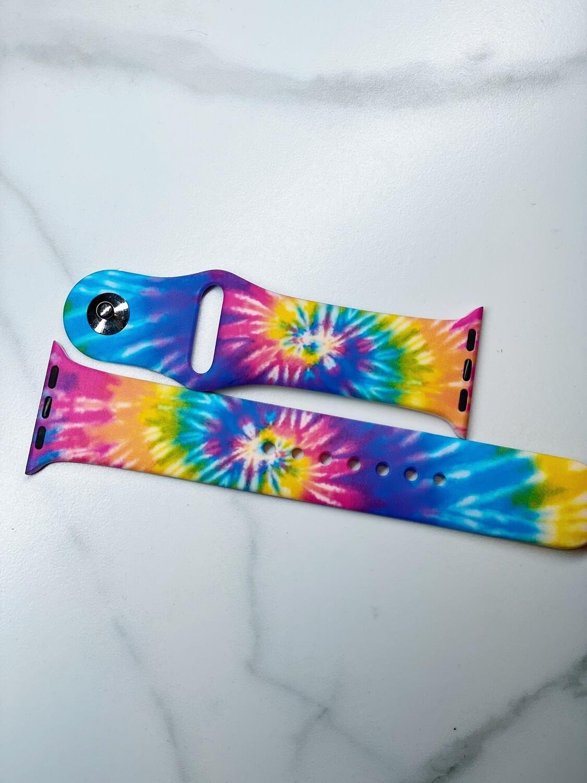 Original Tie Dye Watch Band