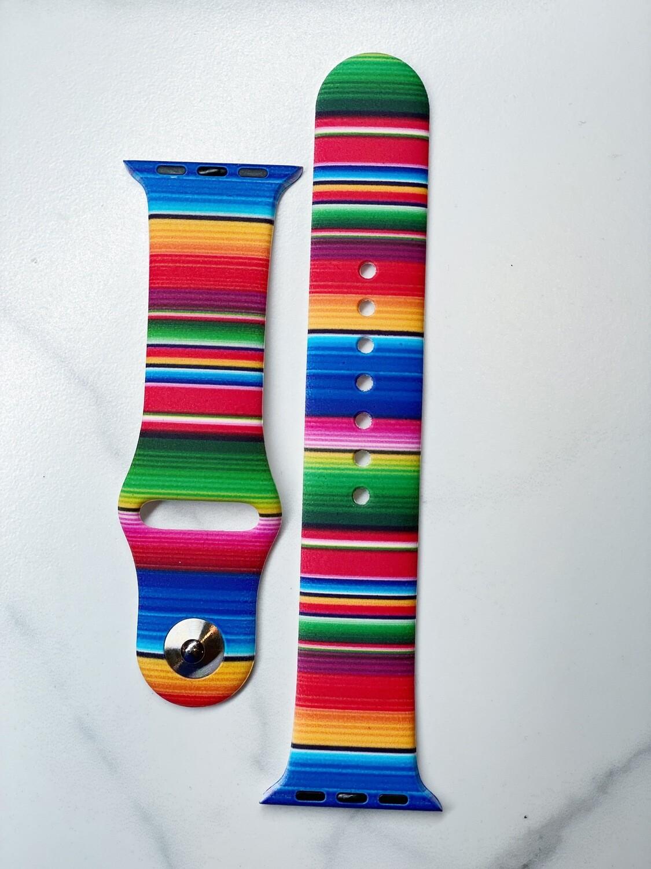 Serape Watch Band