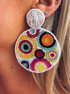 70s Groovy Earrings