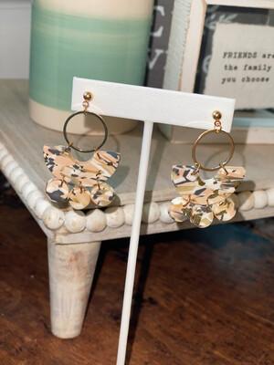 Mixed Clay Dangle Earrings