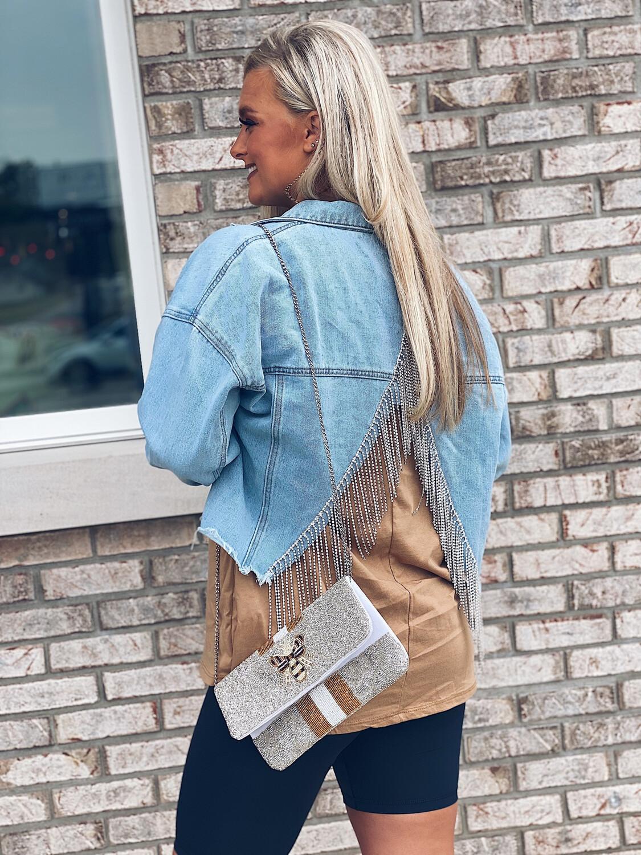 Savanna Jane Rhinestone Jacket