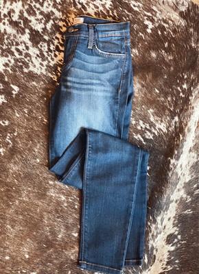 Judy Blue Handsand Rayon Skinny Jeans