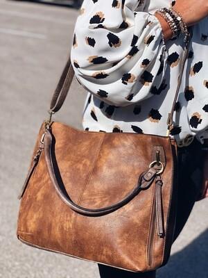 Whiskey Conner Concealed Carry Handbag/Crossbody