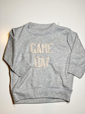 Gray Rabbit Game Day Top