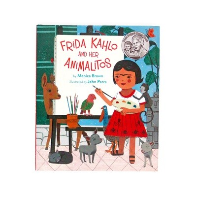 Frida Khalo & Her Animalitos