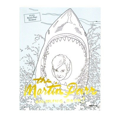 Martin Parr Coloring Book